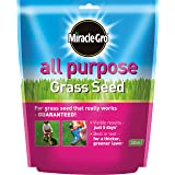 Miracle-Gro All Purpose Grass Seed Bag, 900 g