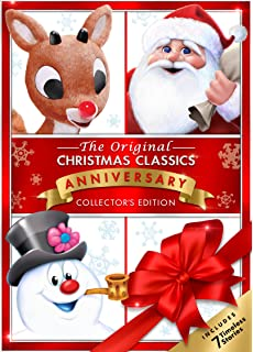 christmas classics with frosty rudolph and santa - Classic Christmas Favorites