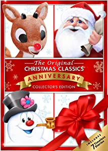The Original Christmas Classics Collection (Rudolph the Red-Nosed Reindeer / Santa Claus Is Comin' to Town / Frosty the Snowman / Frosty Returns / Mr. Magoo's Christmas Carol / Little Drummer Boy / Cr
