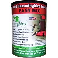 Songbird Essentials SE642 24 oz Red Hummingbird Nectar All Natural- No Dyes (Set of 1)