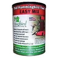 Songbird Essentials SE642 24 oz Red Hummingbird Nectar All Natural- No Dyes (1)