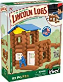 Lincoln Logs Wolf's Lodge - 92 Pieces