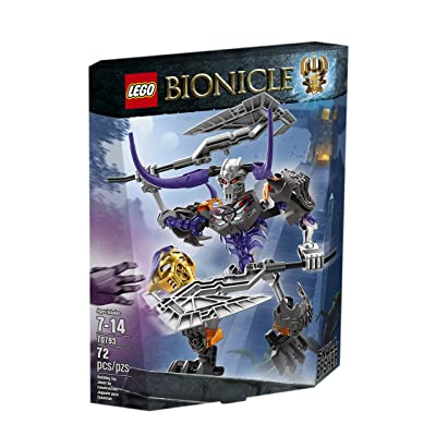 LEGO Bionicle 70793 Skull Basher Building Kit: Toys & Games