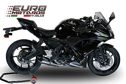 Amazon.com: Kawasaki Ninja 650 2017 GPR Exhaust Slip-On ...