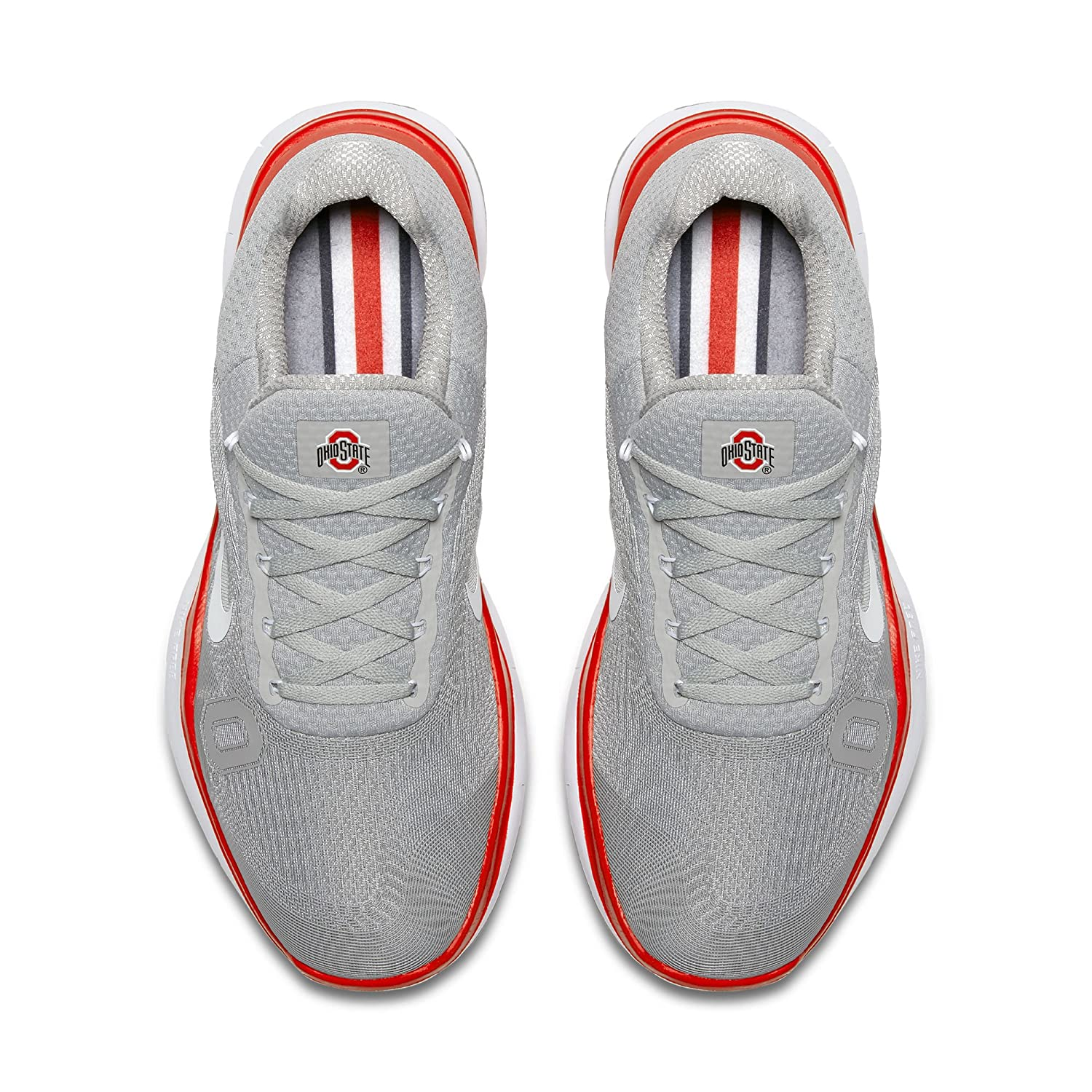 amazon nike ohio state buckeyes free trainer v7 sg collection college shoes  size mens 9.5 us