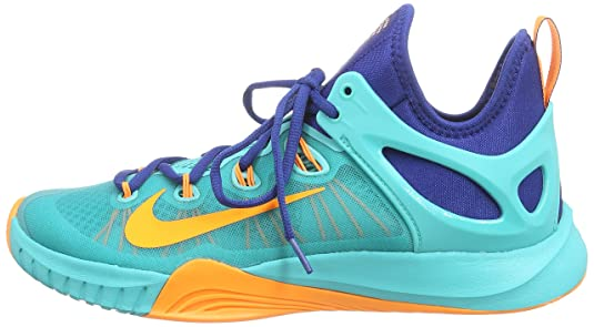 b6b794d61c60 Nike Men s Zoom Hyperrev 2015 Lt Retro Bright Citrus Gym Bl Basketball Shoe  8. 5 Men US  Buy Online at Low Prices in India - Amazon.in