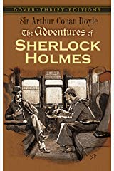 The Adventures of Sherlock Holmes (Dover Thrift Editions) Kindle Edition