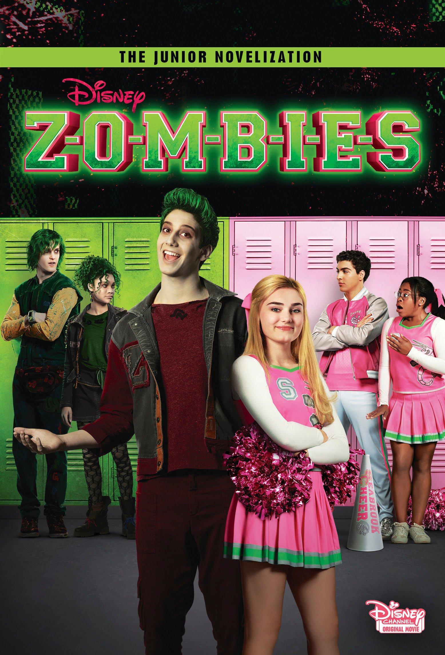 - Disney Zombies Junior Novelization (Disney Zombies): Katschke