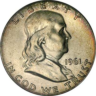 1961 Franklin Half Dollar: Collectible Coins