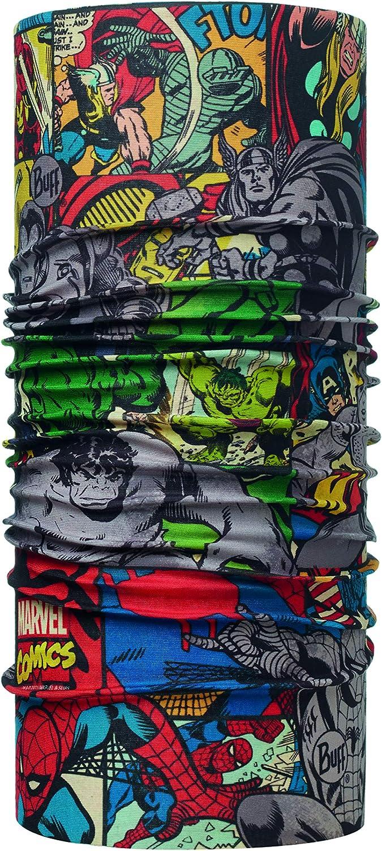 Buff Original Super Heroes Tubular, Unisex Adulto, Multicolor ...
