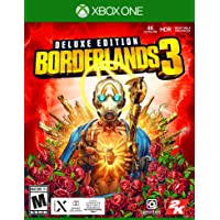 Deals on Borderlands 3 Deluxe Edition Xbox One