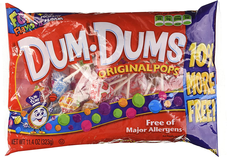 Dum.dums Original Pops
