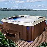 Essential Hot Tubs 67-Jet Syracuse Hot Tub, Seats