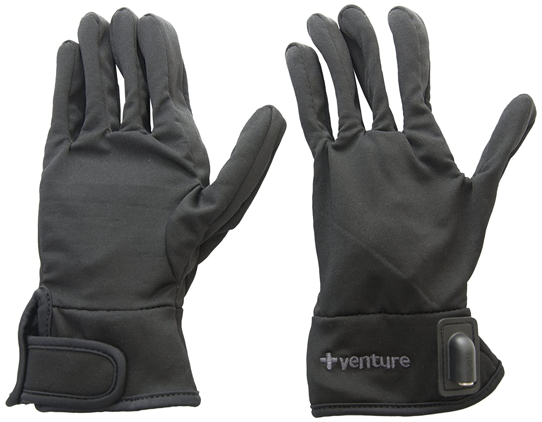 Motorcycle gloves ottawa - Ventureheat 12v Heated Motorcycle Glove Liners Small Gloves Amazon Canada