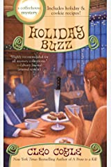 Holiday Buzz (A Coffeehouse Mystery Book 12) Kindle Edition