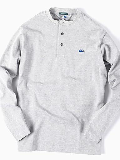 Henley Shirt Thermolite 112-04-0049: Grey