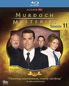 Murdoch Mysteries: Series 11 [Blu-ray]
