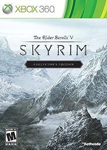Amazon com: Elder Scrolls V: Skyrim Collector's Edition