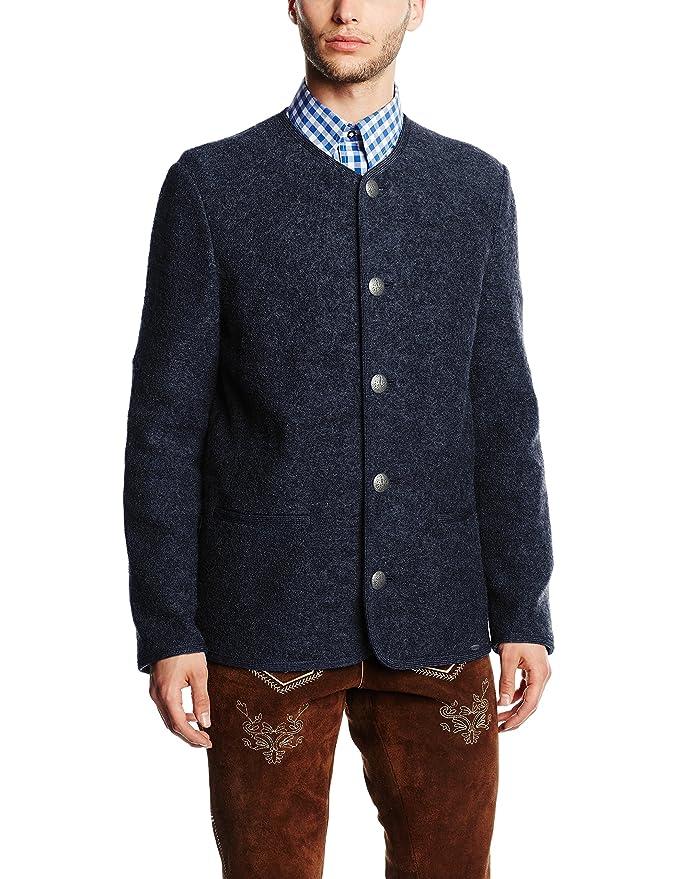 Giesswein Amazon Abbigliamento Giacca Jack Uomo it TqwTZrt