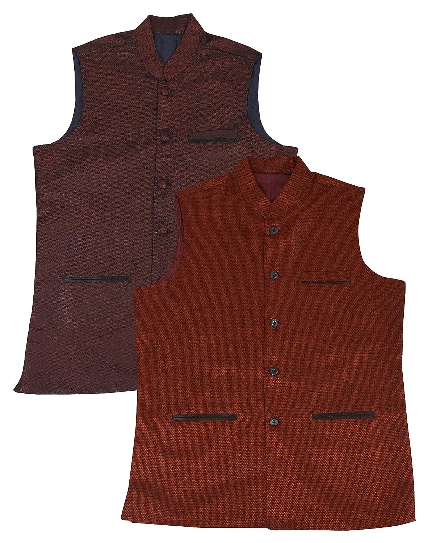 brown vest combo