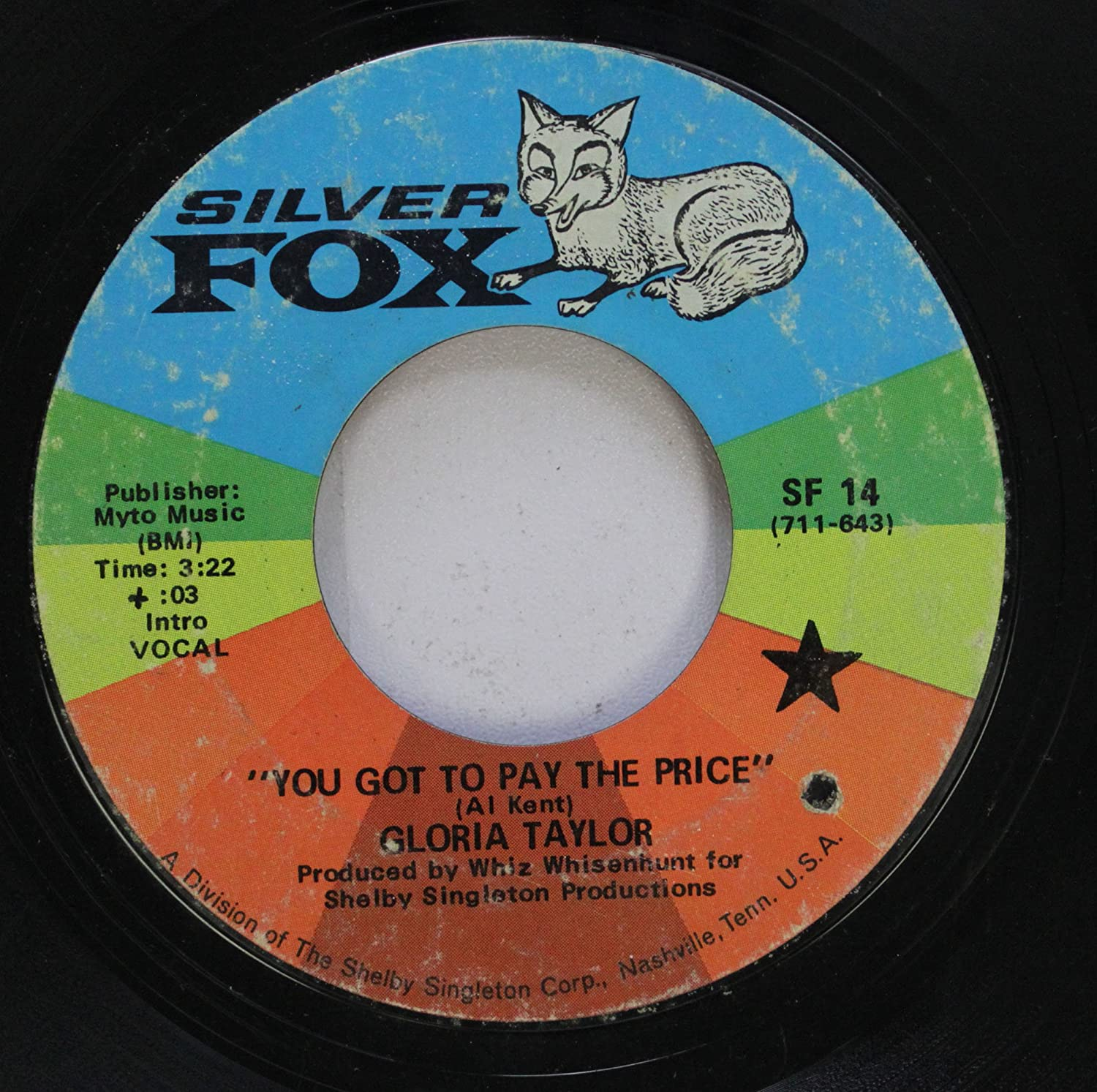 Image result for you got to pay the price gloria taylor single images