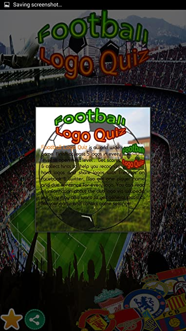 Amazon.com: Football Logo Quiz: Appstore for Android