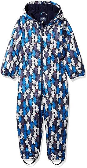 7e77e6a00a62 Joules Boy s Cosy Snowsuit  Amazon.co.uk  Clothing