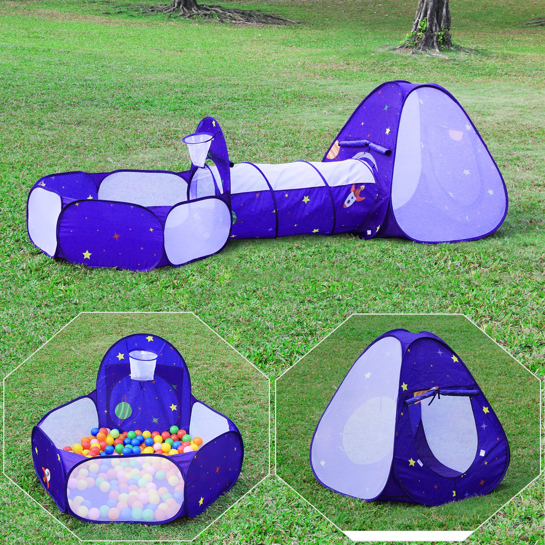 tente d/épliable facilement Homfu Tente de jeu pour enfants pour filles et gar/çons 32inch X 41inch pour des excursions /à l/'ext/érieur