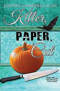 Killer, Paper, Cut: Book # 9 in the Kiki Lowenstein Mystery Series (A Kiki Lowenstein Scrap-N-Craft Mystery)