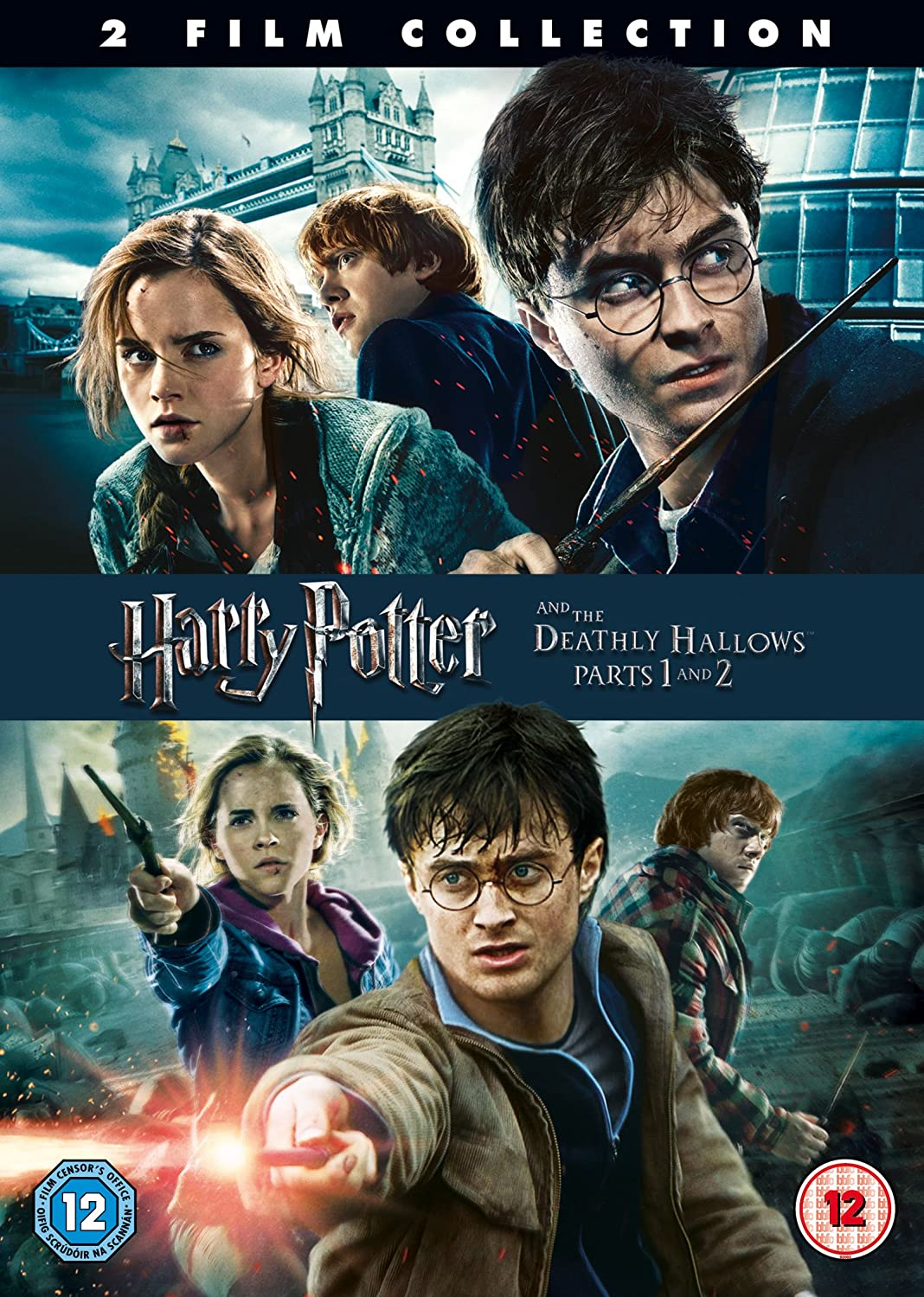 Harry Potter & the Deathly Hal [Reino Unido] [DVD]: Amazon.es ...