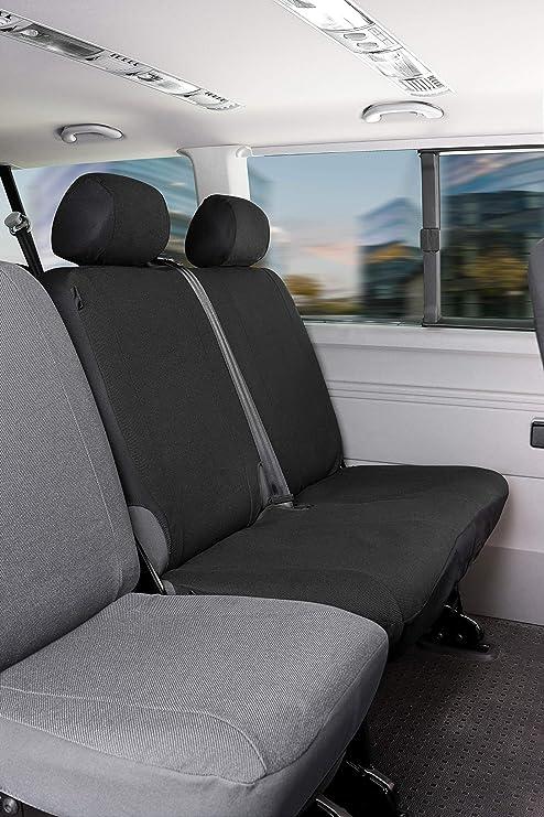 Walser Transporter T5 Sitzbezug f/ür Einzelsitz hinten