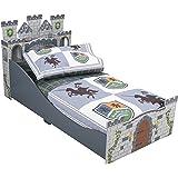 KidKraft Knights & Shields Toddler Bedding.