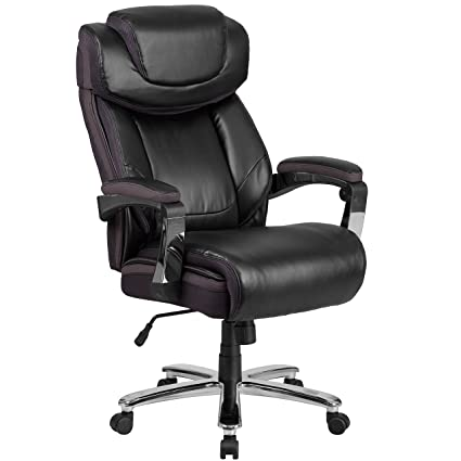 amazon com flash furniture hercules series big tall 500 lb rated rh amazon com flash furniture office chair reviews flash furniture white office chair