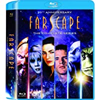 Farscape: The Complete Series on Blu-ray