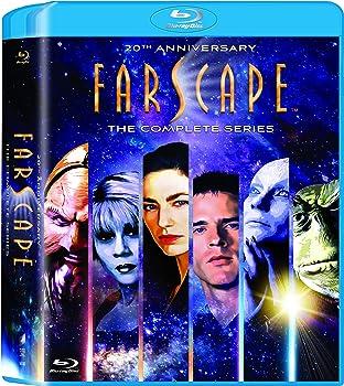 Farscape Full Series 1-4 on Blu-ray