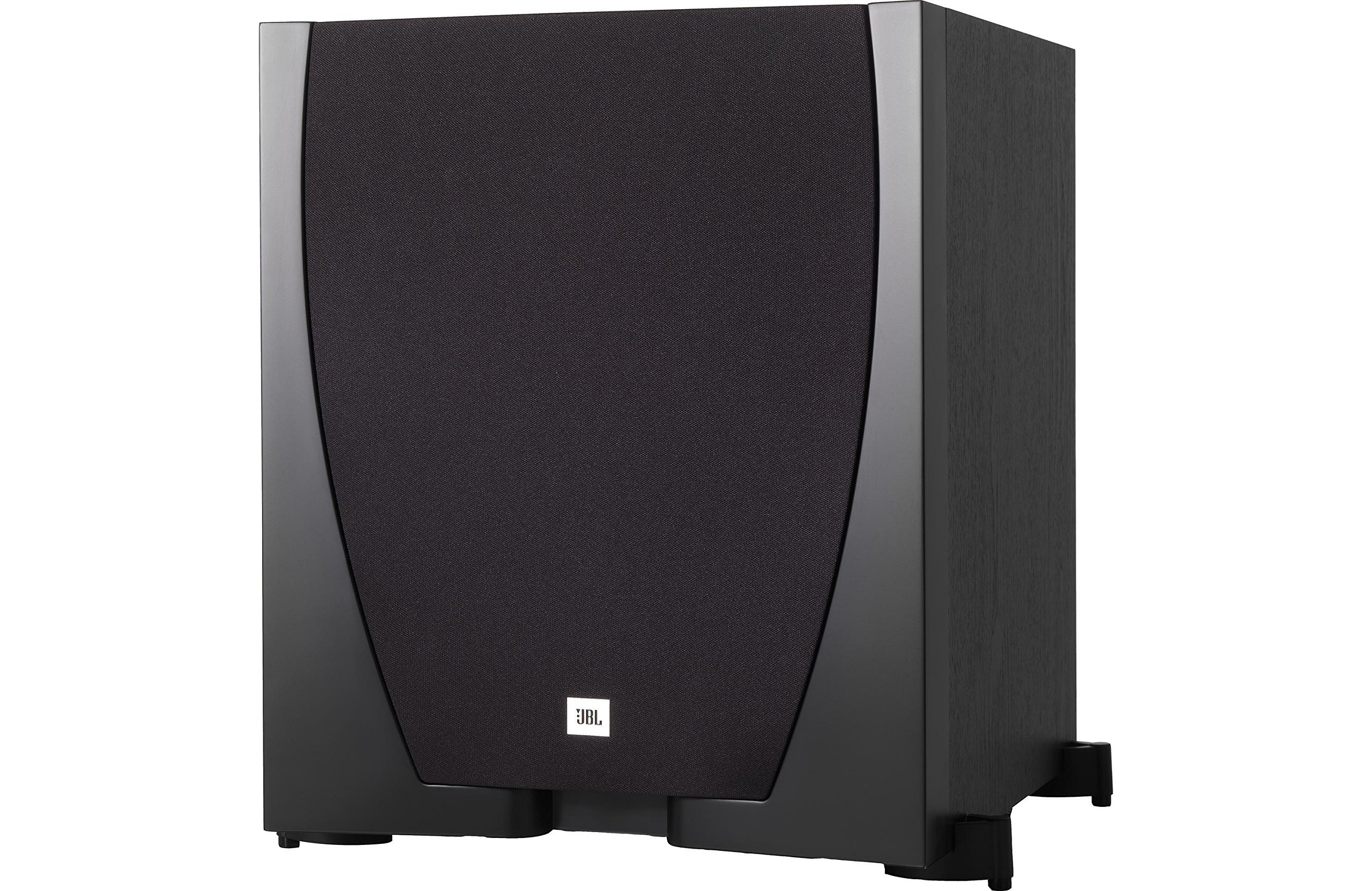 JBL Sub 550P High-Performance 10'' Powered Subwoofer Sealed Enclosure with Built-in 300-Watt RMS Amplifier by JBL