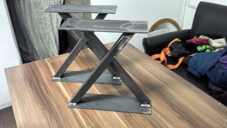 Tischfüsse couchtisch fuß bein tischbeine tischfüsse serie massiv modell x im