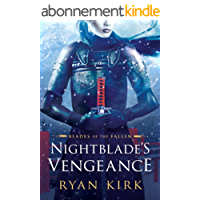 Nightblade's Vengeance (Blades of the Fallen Book 1) (English Edition)