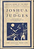 Joshua and Judges: Hebrew Text and English Translation, with an Introduction and Commentary (Soncino Books of the Bible)