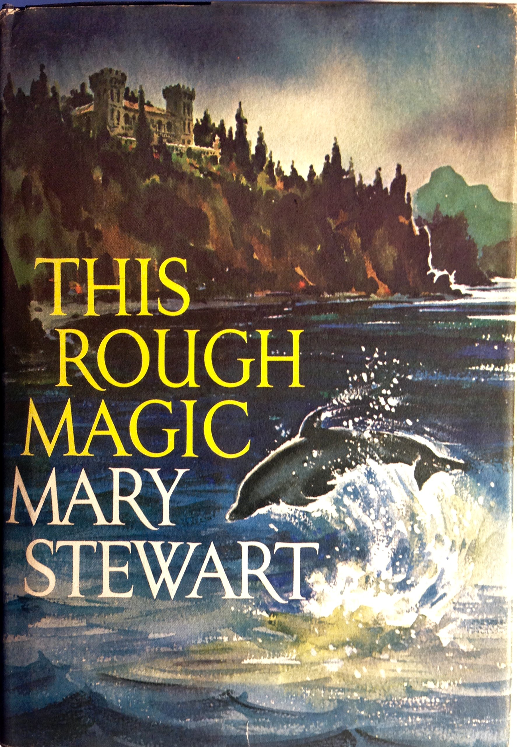 This Rough Magic by William Morrow