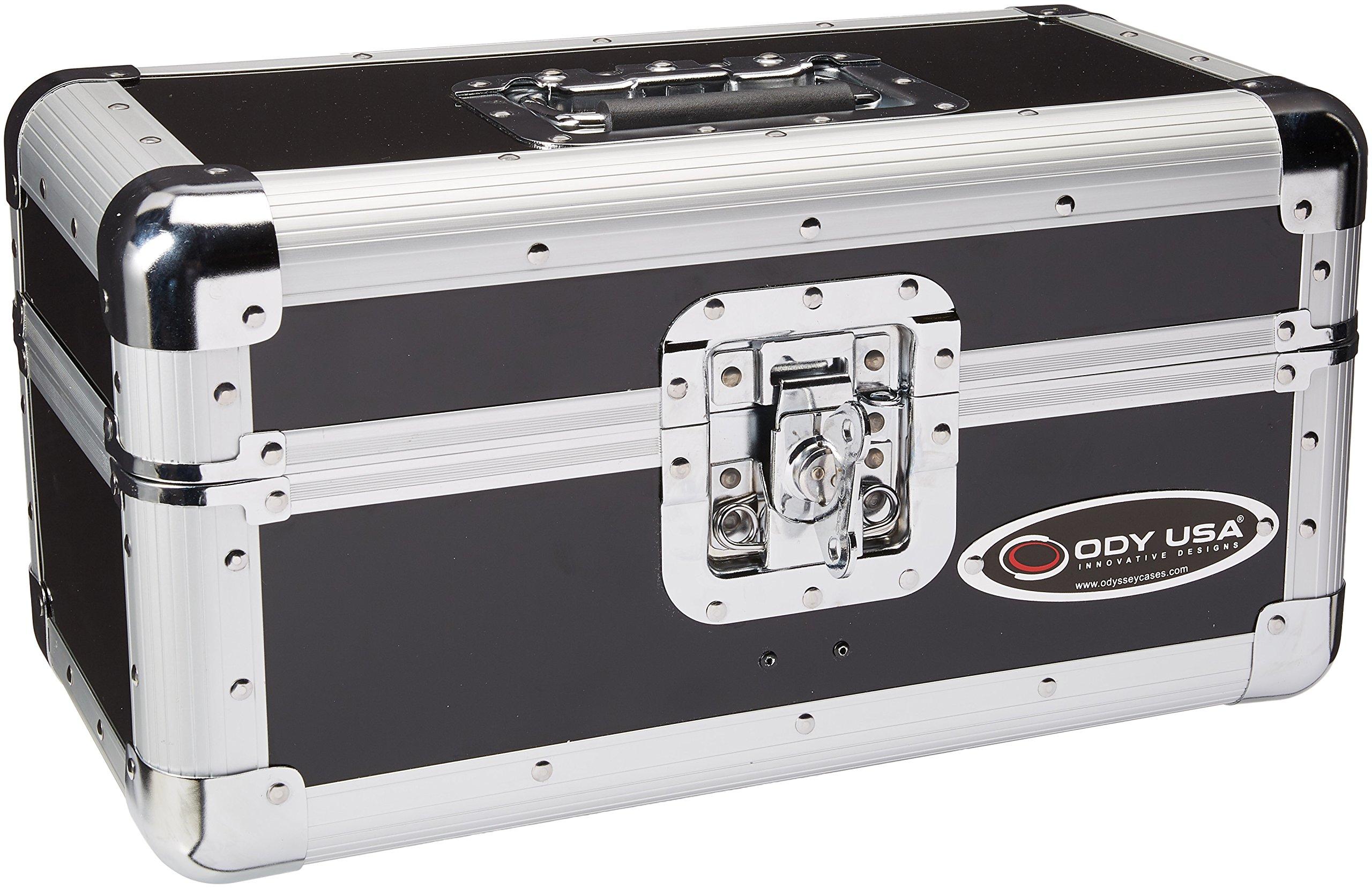Odyssey K45120BLK Krom Utility/Record Case, Black by ODYSSEY