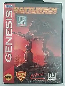 Battletech - Sega Genesis