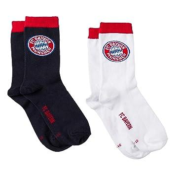 FC Bayern München Fanartikel Sportsocken Kids Gr. 27 30