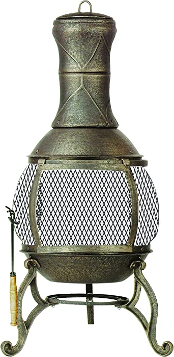 Top 7 Kay Home 30075 Corona Outdoor Fireplace