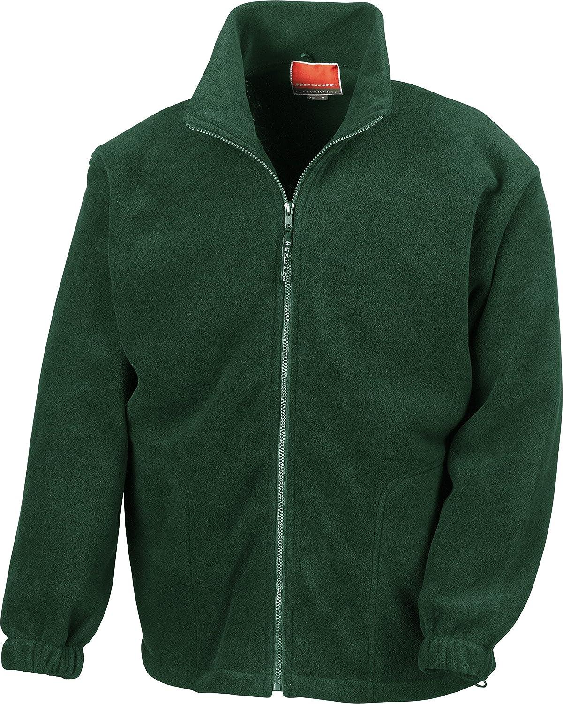 Result Mens Outdoor Active Fleece Jacket