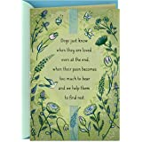Hallmark Pet Sympathy Card, Loss of Dog (Dogs Just Know)