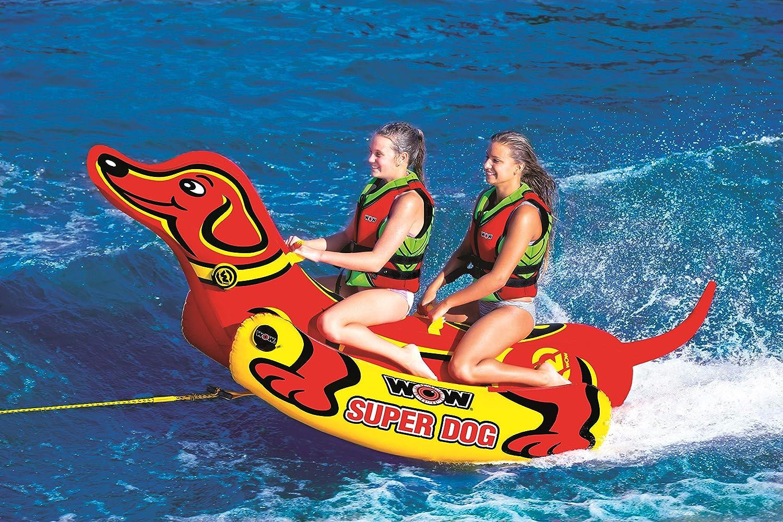 WOW World of Watersports Super Dog 2P Towable   B07Q3ZRNDL