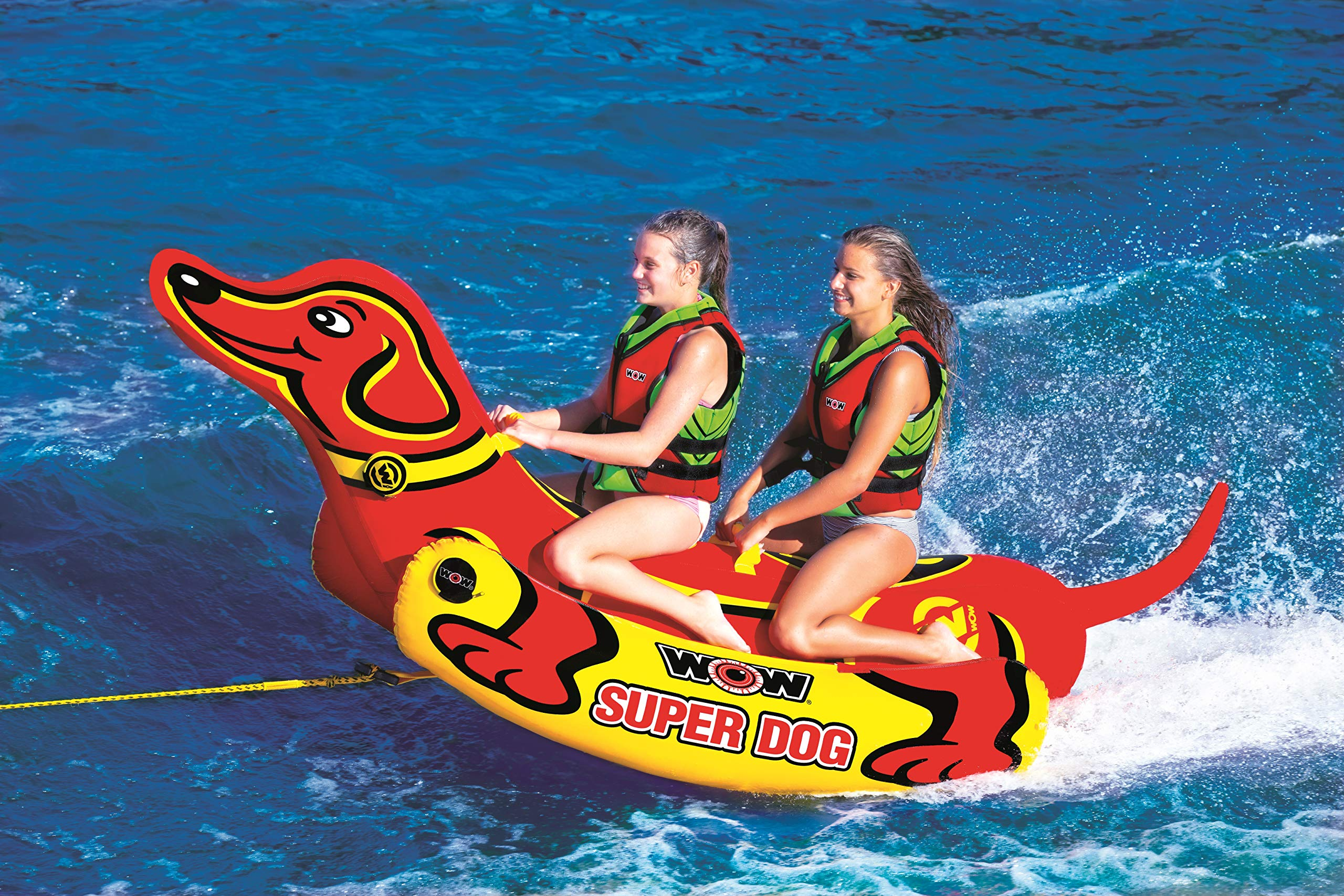 WOW World of Watersports Super Dog 2P Towable by WOW World of Watersports