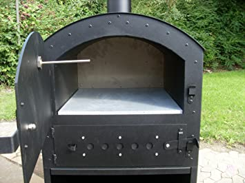 Outdoor Küche Pizza Ofen : Nielsen outdoor pizza backofen: amazon.de: garten