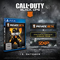 Call of Duty: Black Ops 4 Standard Plus Edition - [PlayStation 4]